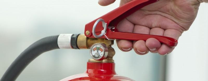 extintor,
